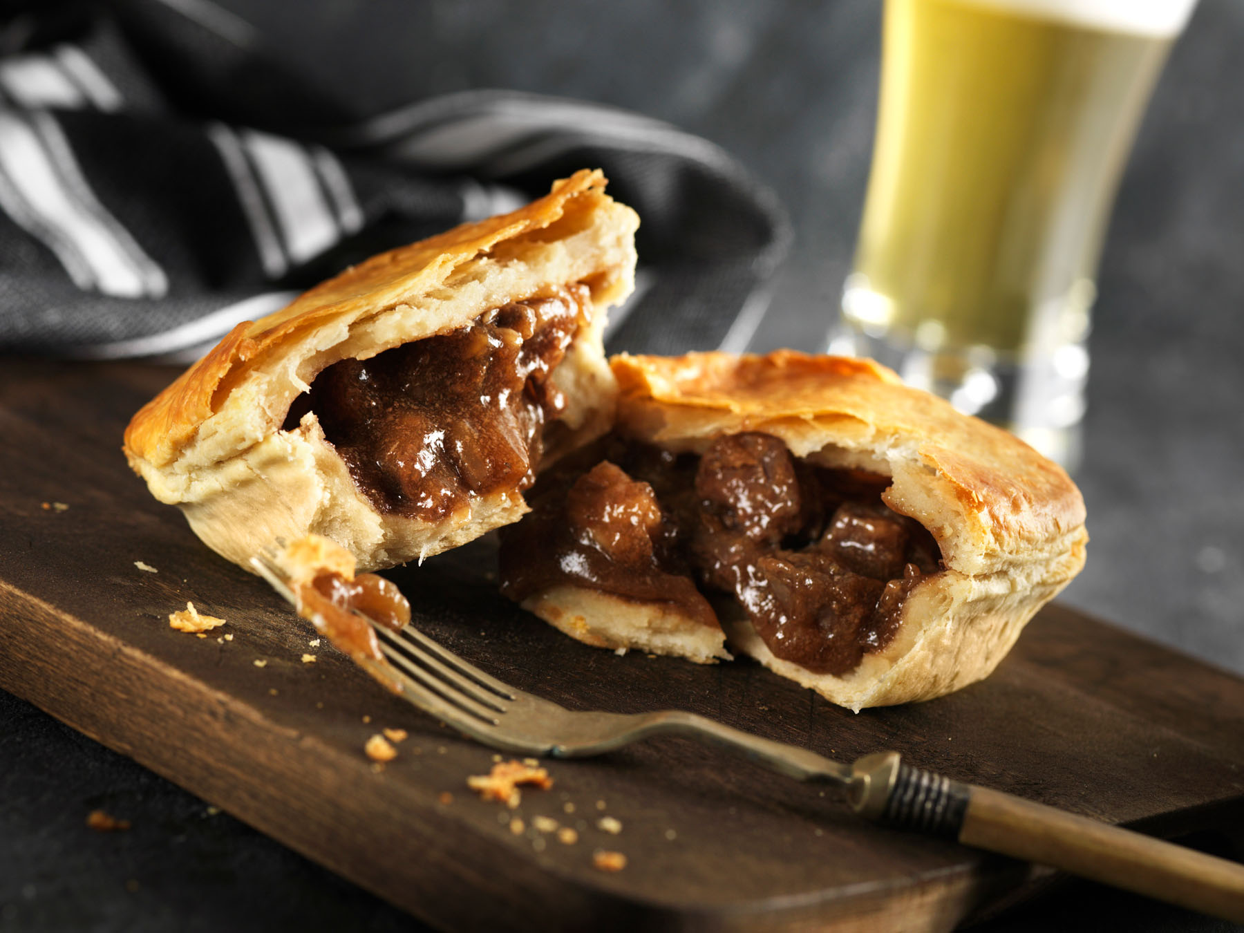 Pies: Flavours and Styles - Lewis Pies